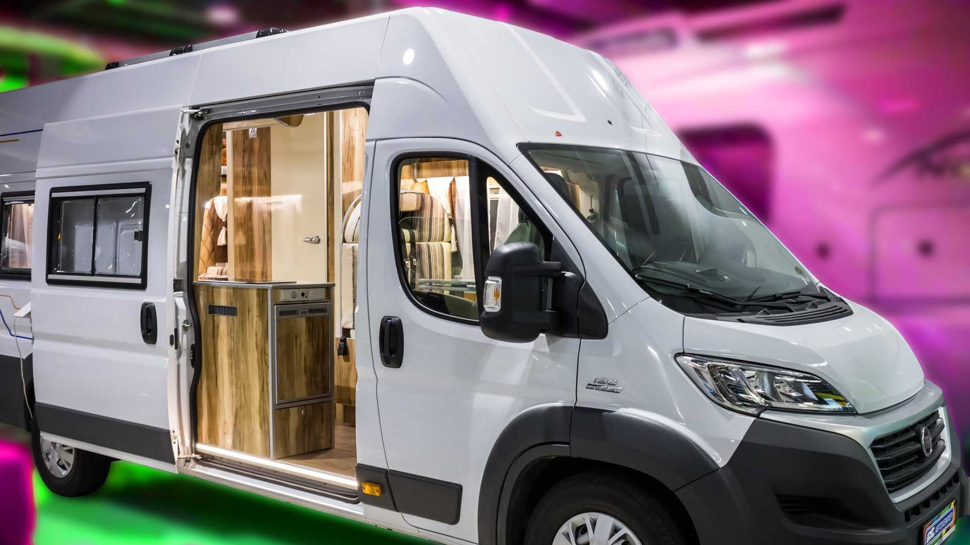 Автодом на колесах: прицеп, автобус, трейлер и их эксплуатация