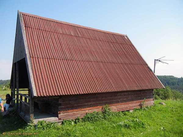 Дом-шалаш: особенности конструкции и строительства