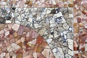 Преображение для ванной с восточным налётом: все прелести плитки-мозаики