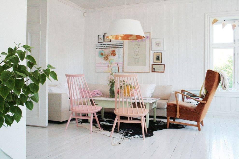75 новых идей дизайна квартиры в скандинавском стиле