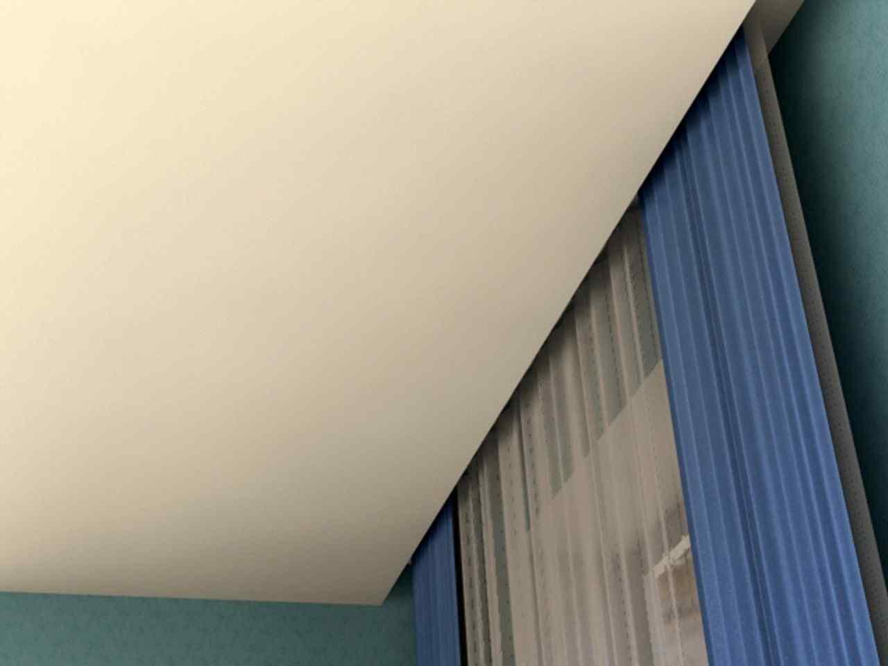 Какие уловки помогут повесить потолочный карниз под натяжной потолок - строительство и отделка - полезные советы от специалистов