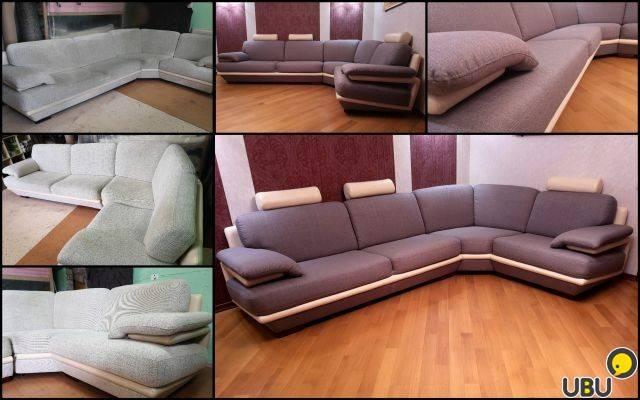 Перетяжка дивана своими руками, замена наполнителя, обивки - полезные советы и секреты на все случаи жизни - медиаплатформа миртесен