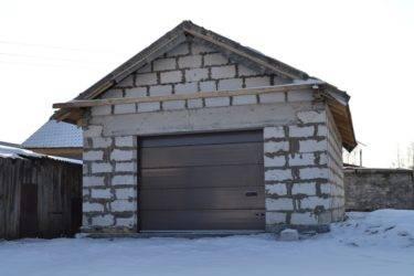 Во сколько обойдется строительство гаража из пеноблоков: видео-инструкция как построить своими руками, расчет, калькулятор, фото