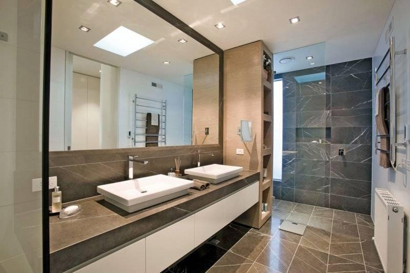 Напольное покрытие для ванной комнаты: какое выбрать