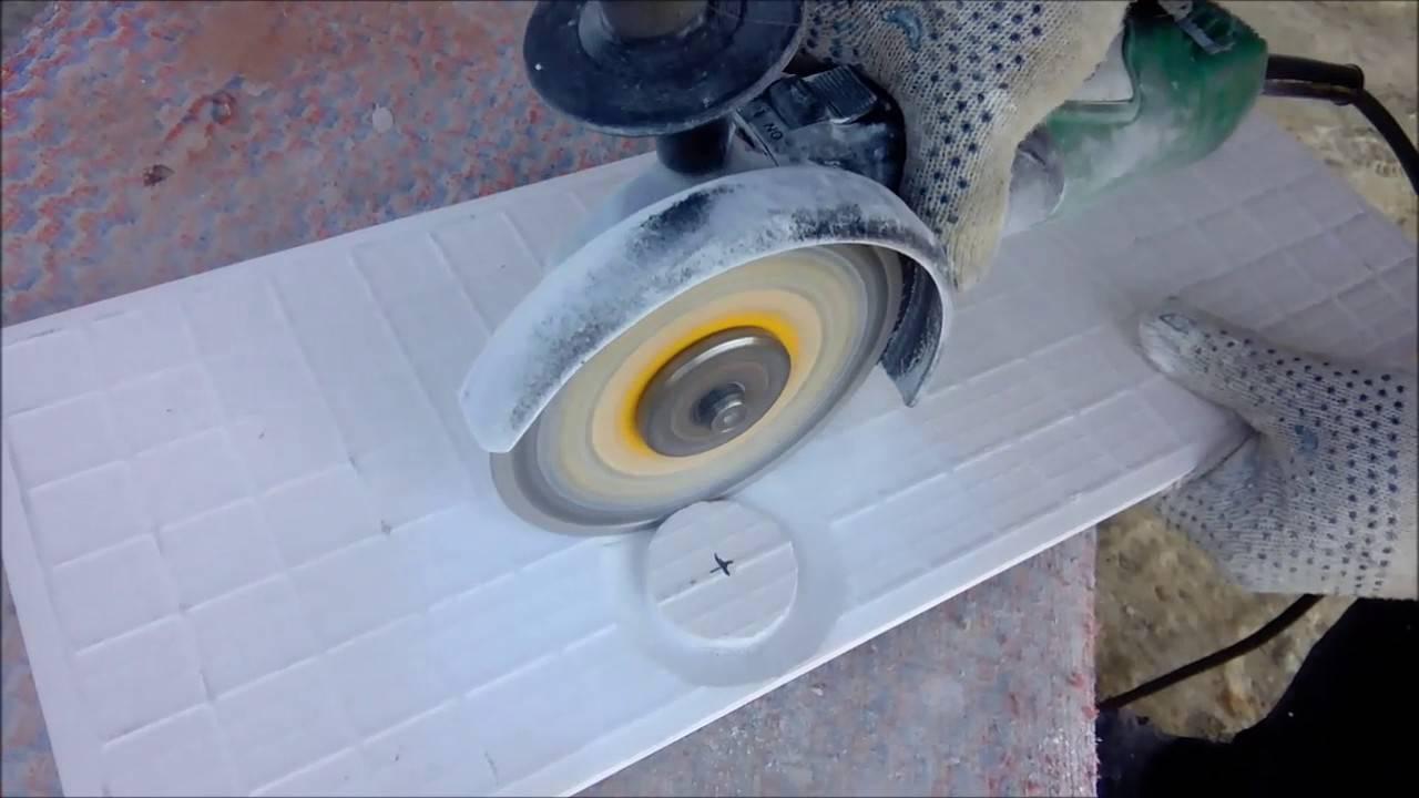 Как выбрать сверла для керамической плитки