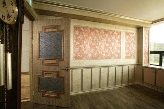 Молдинги на стенах: примеры дизайна и варианты размещения