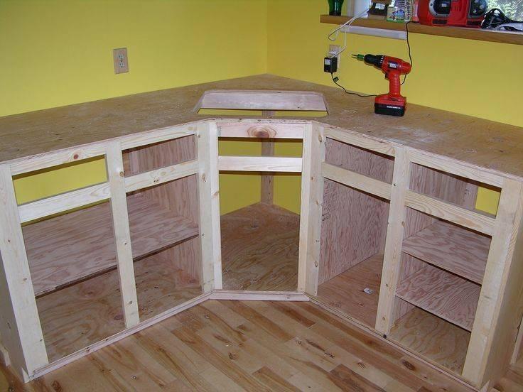 Бюджетная модульная мебель: сборка кухни своими руками