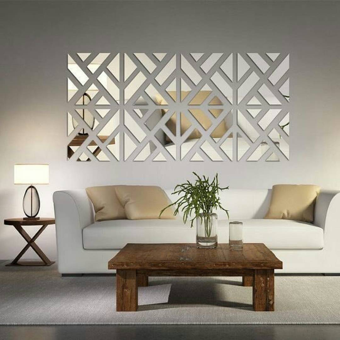 Особенности декора стен в гостиной