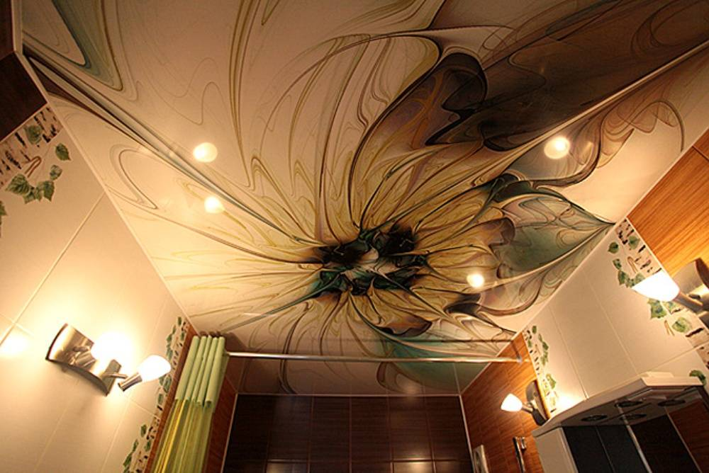 Натяжные потолки из пвх пленки - что они собой представляют?