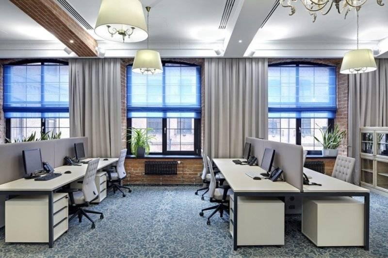 Дизайн офиса 2020-2021: интерьер кабинета в офисе - фото идеи, готовые варианты