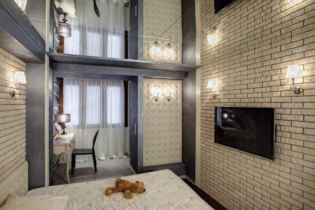 Зеркальный потолок: оригинальный, натяжной, пластиковый, алюминиевый