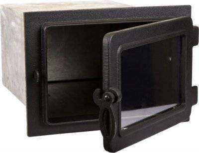 Дверца для печи своими руками: пошаговая инструкция с фото