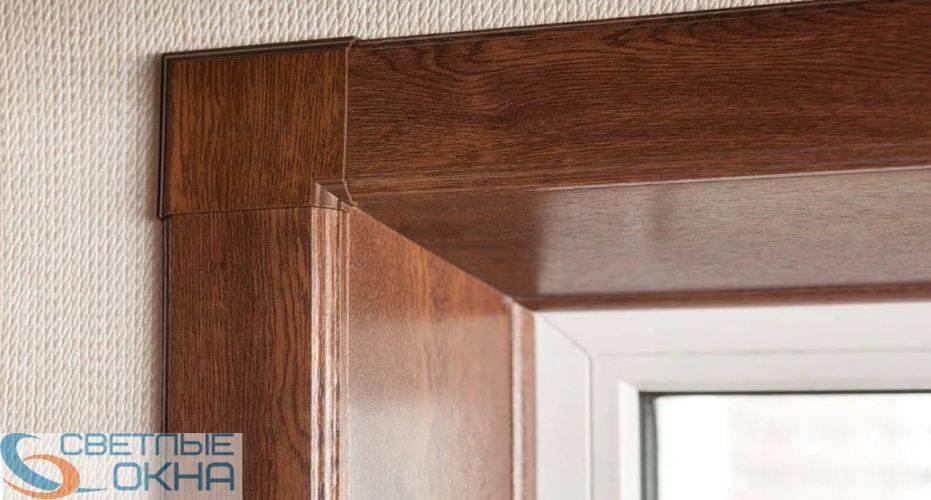 Ошибки монтажа: глубина установки пластиковых окон, неправильное крепление