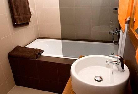 Ремонт ванной и туалета под ключ цена в москве — заказать капитальный ремонт туалета и ванной