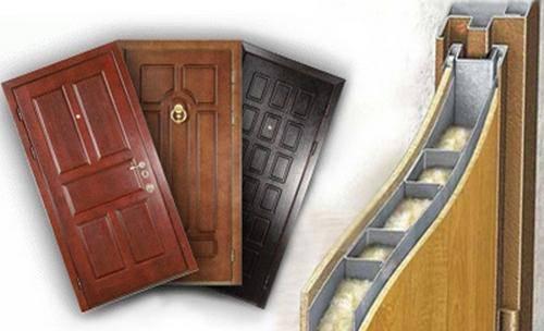 Шумоизоляция входных и межкомнатных дверей своими руками: способы и средства