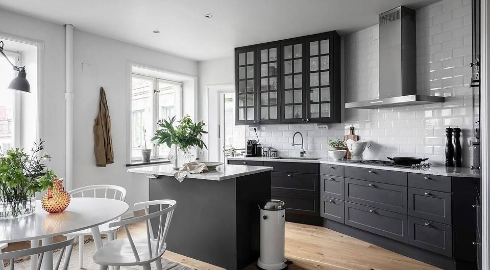 Кухня с островом (100 фото): дизайн кухонных островков, кухня с полуостровом-столом, маленькая островная кухня-гостиная с барной стойкой и другие варианты
