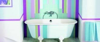 Чем покрасить ванну внутри в домашних условиях - постройки