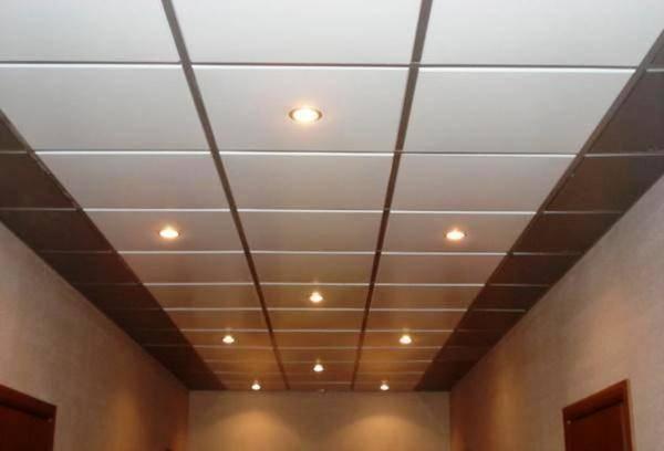Реечный потолок – примеры стильного дизайна. подробное описание монтажа потолка (115 фото)