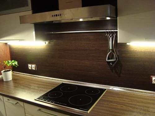 Как крепить фартук из мдф к стене на кухне: из двп своими руками, инструкция по монтажу