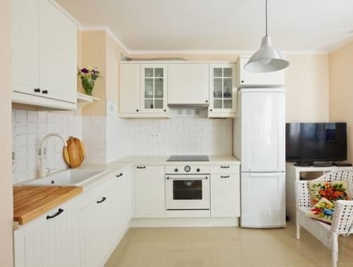 Монтаж короба из гипсокартона - прячем вытяжку под потолком кухни по фото и видео