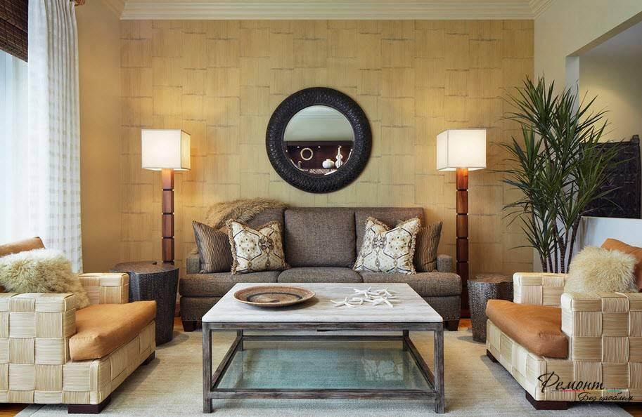 Бамбуковые обои в интерьере: 15 фото бамбуковые обои в интерьере: 15 фото