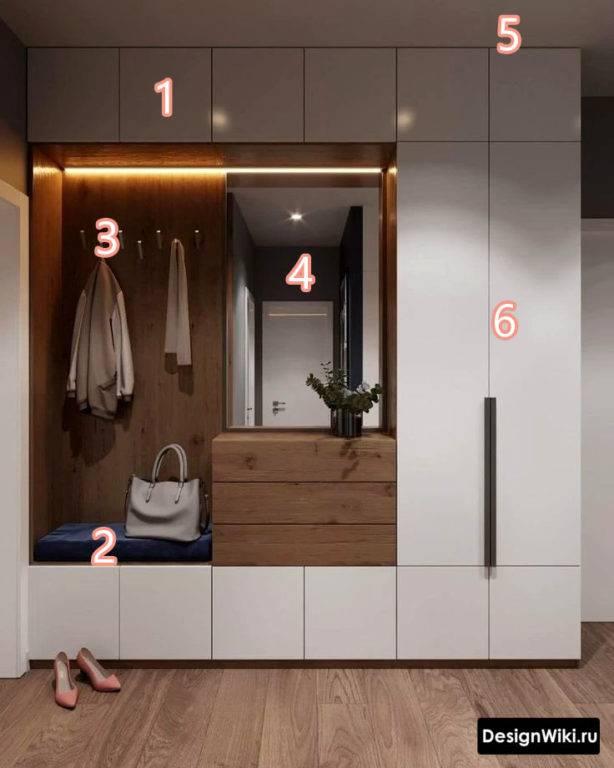 Прихожие в коридор: фото 60 вариантов современных моделей
