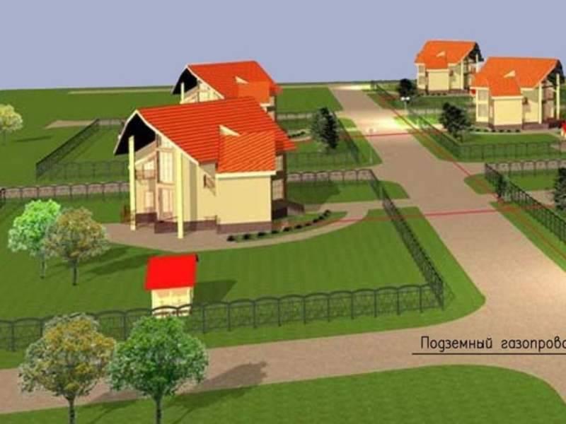 Газификация СНТ дачного дома: Способы