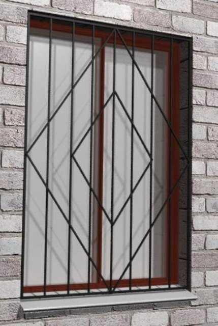 Выбор и установка решеток на окна своими силами