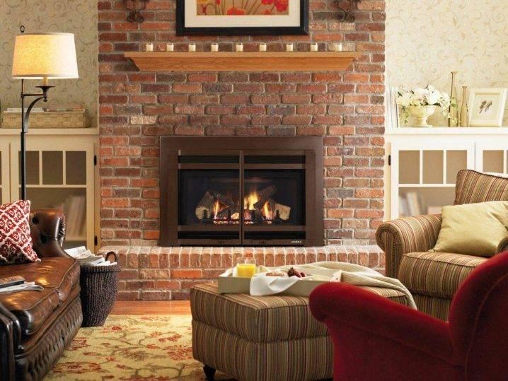 Керамическая плитка для печей и каминов - лучшее отопление
