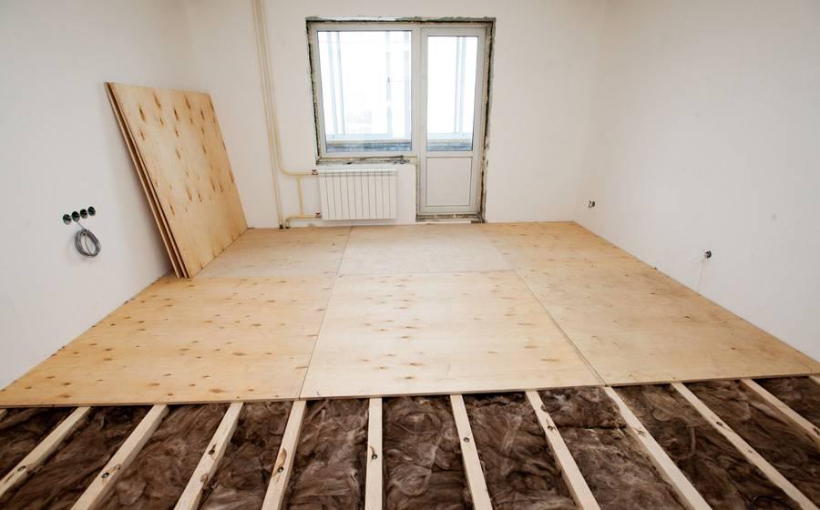 Как отремонтировать бетонный пол в квартире | ремонтсами! | информационный портал
