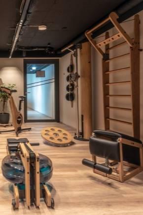 Домашний спортзал своими руками- как оборудовать тренажерный зал