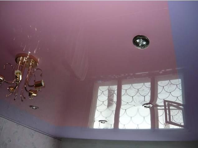 Выбор матового натяжного потолка фото интерьера