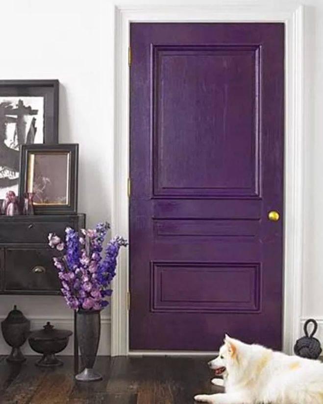 Двери межкомнатные чем покрасить: выбор краски, этапы работ