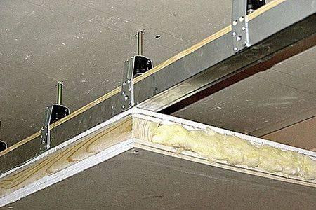 Звукоизоляция потолка в квартире с натяжным потолком: выбор материала, рекомендации по монтажу - 30 фото
