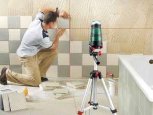 Как класть плитку на стену: кладем плитку своими руками с фото инструкцией