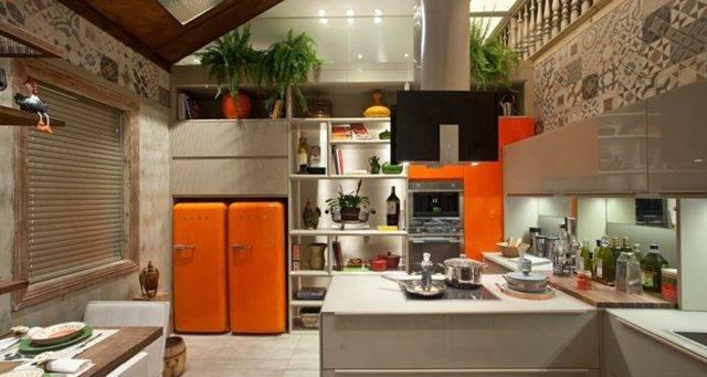 Все самое интересное о декоре холодильника