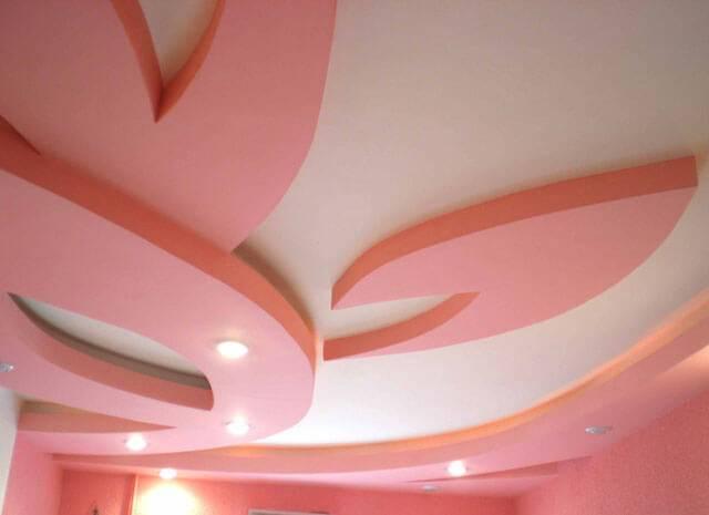 Умные советы: как покрасить потолочную плитку из пенопласта