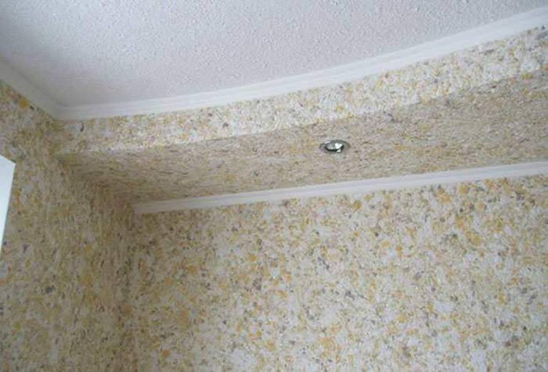 Жидкие обои для стен (+150 фото): особенности, плюсы и минусы