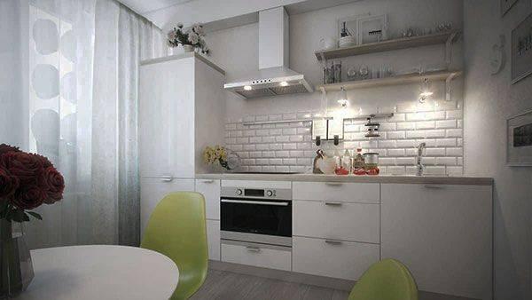 Шкафы для кухни: 90+ реальных фото примеров