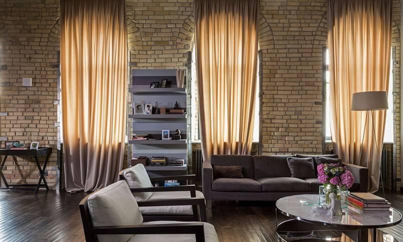 Гостиная в стиле хай-тек: 100 фото примеров в дизайне интерьера