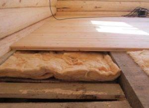 Настил деревянного пола своими руками
