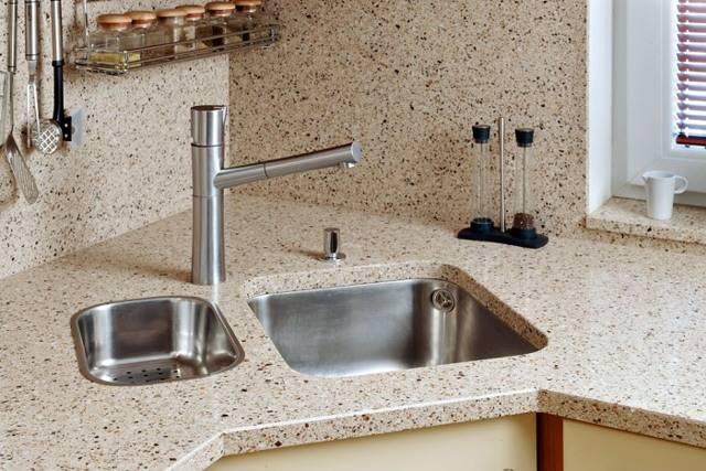 Столешница из плитки своими руками - 195+ (фото) для кухни/ ванной