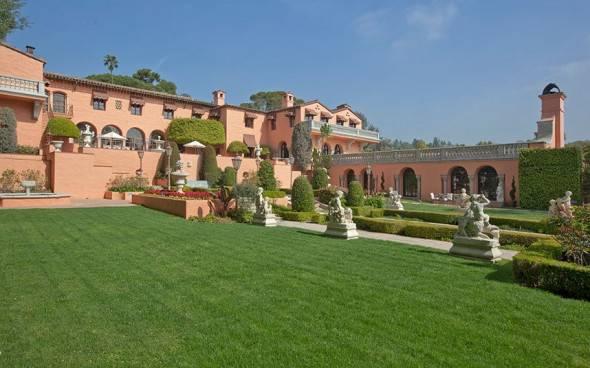 Фото десяти самых дорогих домов в мире