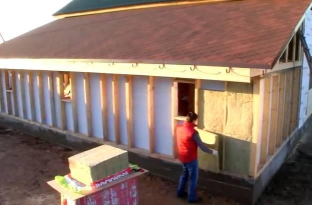 Процесс утепления фасадов пенопластом. пошаговая инструкция + видео