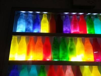 Светящиеся краски своими руками