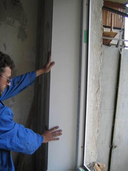 Как установить откосы на окна из пластика своими руками: выбор материалов, инструментов, монтаж