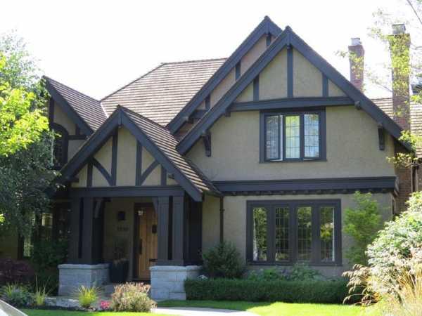 Проекты домов в английском стиле: фото, типы, особенности