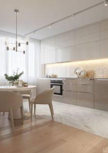 Кухня, которую легко содержать в чистоте и порядке   меню недели