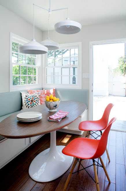 Мягкий уголок для кухни - 66 фото стильных и современных решенийкухня — вкус комфорта