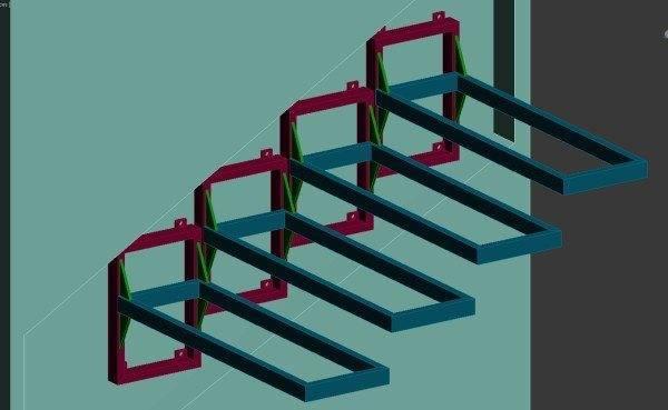 Из чего состоит лестница - краткий справочник основных элементов